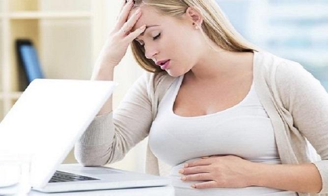 Síntomas de alerta en el embarazo