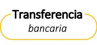 Pago mediante transferencia bancaria